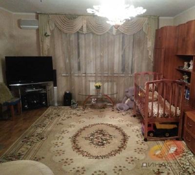 Однокомнатная квартира, с ремонтом, закрытая территория. - Фото 1