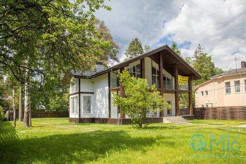 Двухэтажный дом в Зеленогорске - Фото 2
