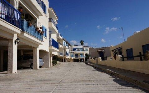 Трехкомнатный Апартамент с прекрасным видом на море в районе Пафоса - Фото 2