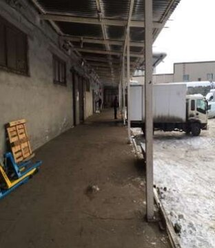 Отапливаемый склад 860 кв.м - Фото 4