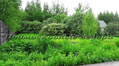 Можайское ш. 16 км от МКАД, Перхушково, Участок 13 сот. - Фото 1