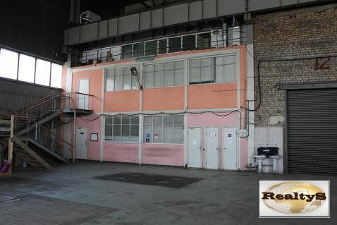 Складское помещение, 1307 м2 Домодедовское шоссе - Фото 2