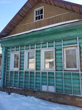 Продается дом во Фрязино улица Вокзальная 33 - Фото 1