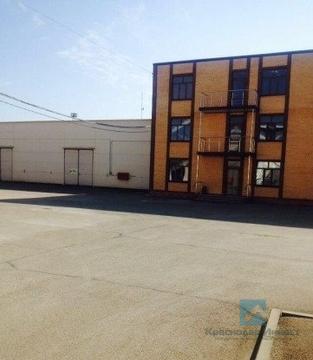 Продажа склада, Краснодар, Проезд Промышленный - Фото 4