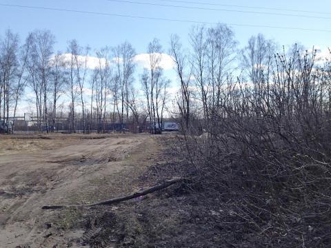 Участок 40 сот со строением и съездом на Горьковское шоссе - Фото 3