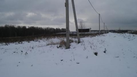 Алферово д, Чеховский район 60 км от МКАД, участок 25 соток - Фото 5