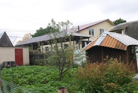 Продается 1/2 часть дома в г. Кашира по ул. Каляева, д. 42. на участке - Фото 3