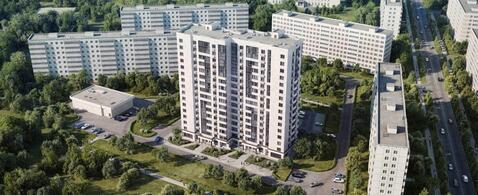 3-комн. квартира 76,49 кв.м. в доме комфорт-класса ЮВАО г. Москвы - Фото 4