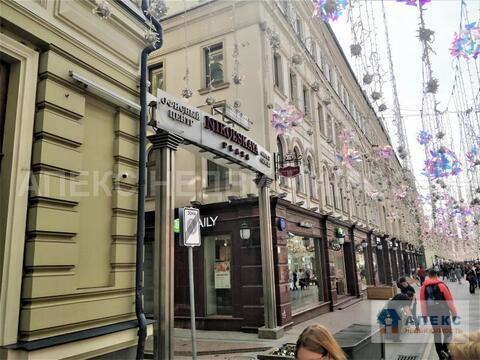 Аренда офиса 853 м2 м. Площадь Революции в бизнес-центре класса А в . - Фото 1