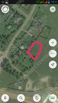 Ленинградское ш. 50 км от МКАД, Мошницы, Участок 10 сот. - Фото 1