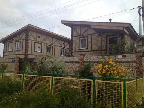 Родовое поместье 1000 кв.м. Пермь - Фото 1