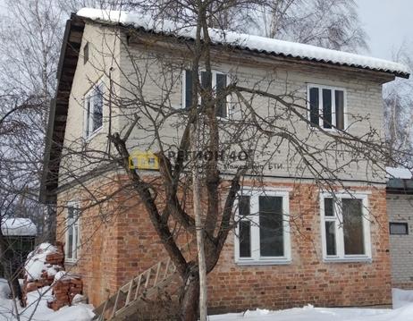 Двухэтажный кирпичный зимний дом в Балабаново - Фото 2