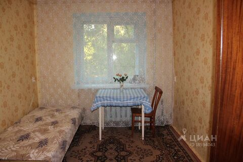 Аренда комнаты, Пенза, Ул. Пацаева - Фото 1
