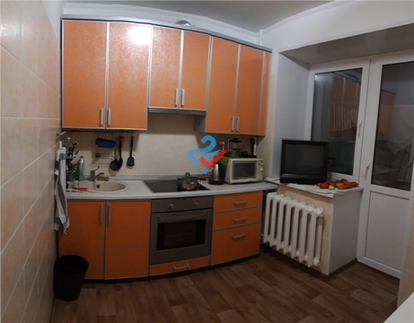 1 комнатная квартира по адресу ул Комсомольская 106 - Фото 4