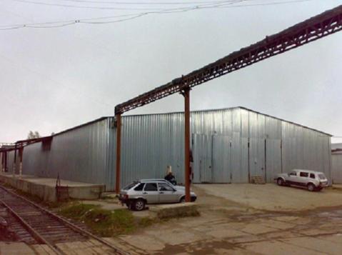 Теплые и холодные склады в складском комплексе, г. Екатеринбург - Фото 2