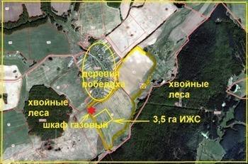 3.5 га земли ИЖС (рядом с деревней) меняю на квартиру в центре Н.Новго - Фото 2