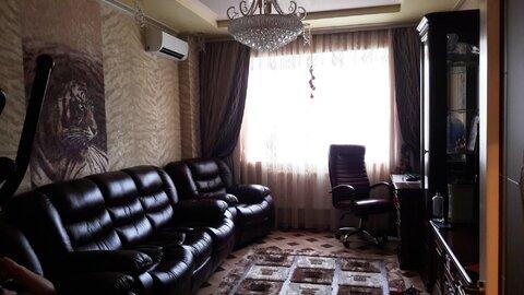 Трехкомнатная квартира 92 кв. м. ул. Усачева 17 - Фото 1