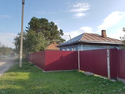 Продам дом в Тахтамышево - Фото 1