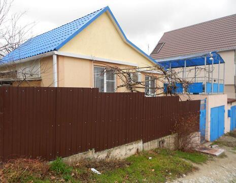 Небольшое Капитальное Домовладение в черте г. Новороссийска. - Фото 2