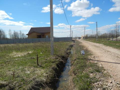 Продажа земельного участка в деревне Зарелье (Хутынь-2) - Фото 1