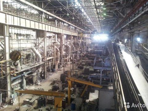 Продам производственно-складской комплекс 24000 кв.м. - Фото 1