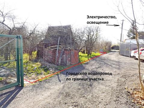Продажа участка, м. Московская, Сдт Труженик 21-я линия - Фото 3