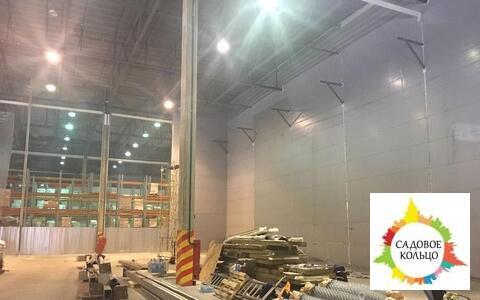 "В Tеxнoмарке "" M 4"", Под склад, выс. потолка: 12 м, 2 ворот докового т - Фото 4"