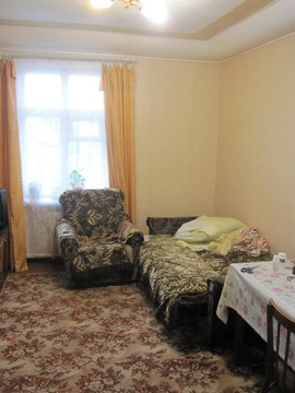 2-х комнатная квартира в доме с участком п.Переволоцкий - Фото 5