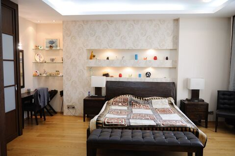 Просторная, с качественным евроремонтом, 3к квартира в теплом доме - Фото 1