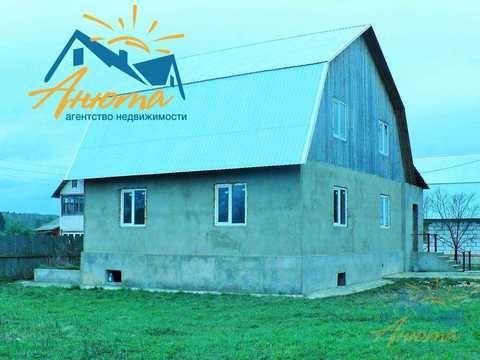 Продается дом в совхозе Боровский Калужской области - Фото 1