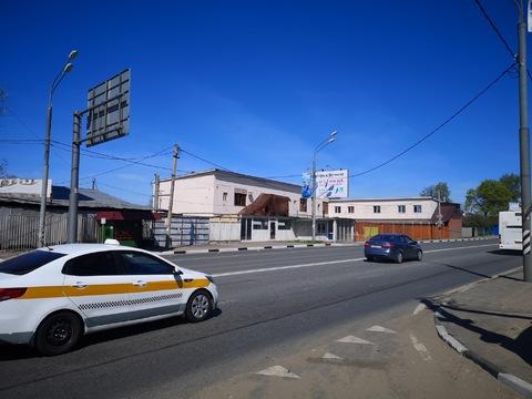 Продается нежилое здание 1200 кв.м. в 100 метрах от МКАД на 1-ой линии - Фото 2
