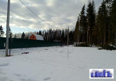 Участок 8 соток ИЖС в д. Алексеевское - Фото 2