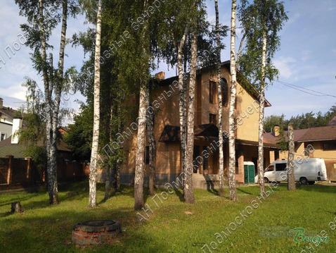 Алтуфьевское ш. 1 км от МКАД, Нагорное, Коттедж 450 кв. м - Фото 1