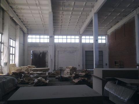 Складского помещения площадью 750 кв.м. ул.Круговая