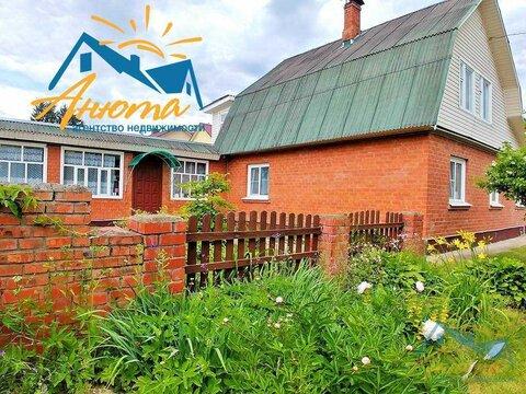 Продается жилой дом 180 кв.м. со всеми коммуникациями в городе Жуков К - Фото 1