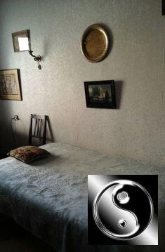 Изолированная комната в 2 кв, м. Смоленская 2 мин. пешком - Фото 1