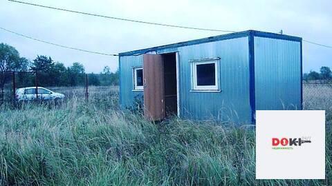 Продажа участка в дер.Алёшино Егорьевскиго района - Фото 1