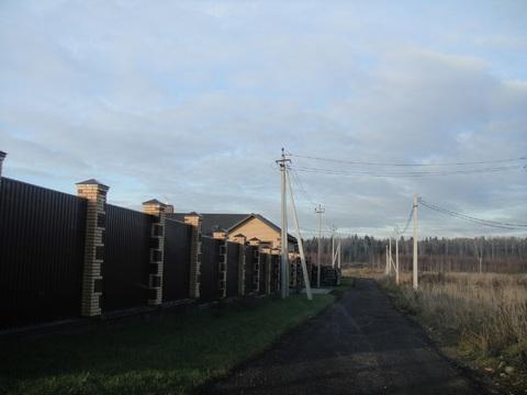 Участок 10с в Благовещенском, свет, газ, тихо, лес, 40 км от МКАД - Фото 1