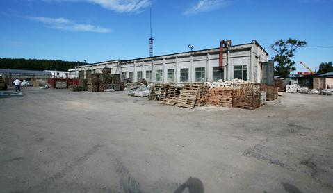 Продается промышленная база в Немчиновке на участке 1,25 Га . - Фото 4