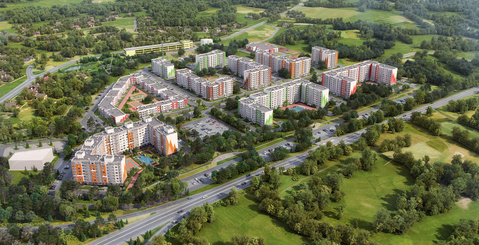 Продажа квартиры, Скотное, Всеволожский район, Токсовское ш. - Фото 5