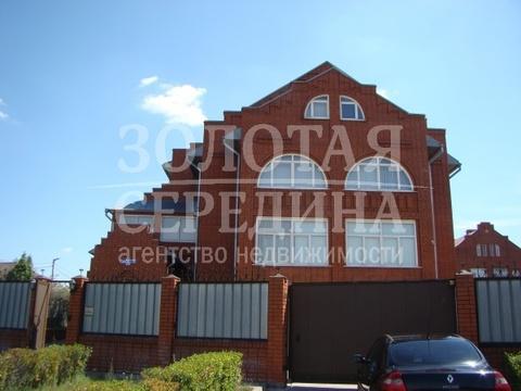 Продам 3 - этажный коттедж. Старый Оскол, Дубрава - Фото 2
