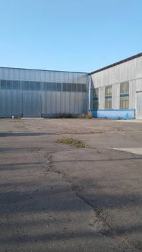 Сдаётся производственно-складское помещение 1200 м2 - Фото 4