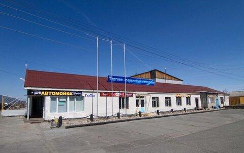 Продажа под производство 13318 м2, Северобайкальск - Фото 1