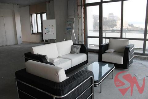Продаются трехкомнатные апартаменты свободной планировки в новом к - Фото 5