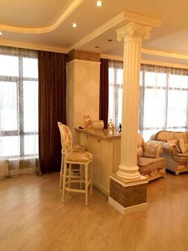 Сдаю 3 комнатную квартиру на улице Меридианная, 2 ЖК Берег - Фото 2