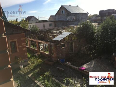 Продажа дома, Новосибирск, Ул. Зеленодолинская - Фото 4