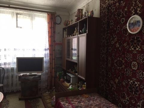 Продается комната в центре города площадью 15,6 кв.м в 3-комнатной ком - Фото 3