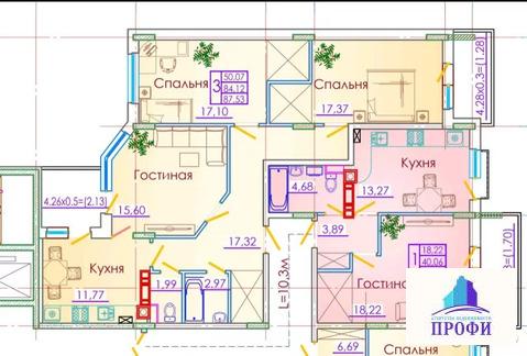 Объявление №61459242: Квартира 3 комн. Геленджик, Больничный пер, 1,