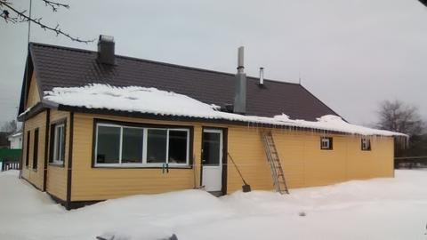 Продам дом на берегу реки Красносельский район - Фото 1