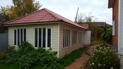 Продается 2 этажный дом и земельный участок в пос. Правдинский - Фото 5